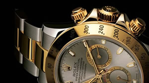 rolex daytona gold copy