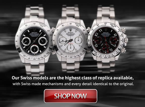 Luxury Swiss replica watches in Juneau